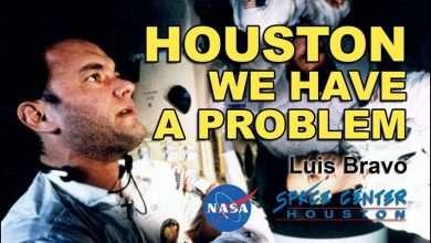 Photo of Houston We Have a Problem – Luis Bravo