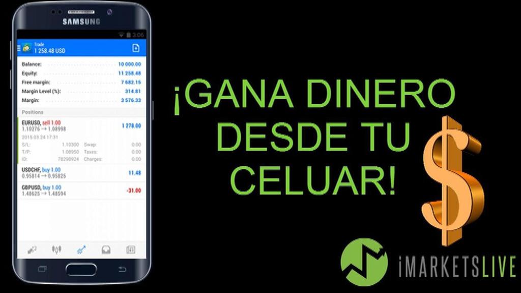 Gana Dinero Desde Tu Teléfono Movil