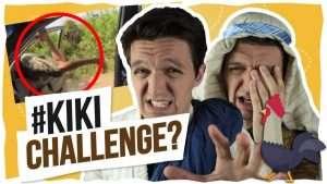 El día que Jesús hizo el Kiki Challenge – Escarabajo Binario