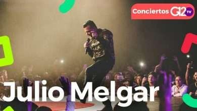 Photo of Concierto Julio Melgar en Bogotá, Colombia – G12