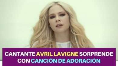 Photo of Avril Lavigne lanza: Head Above Water, donde canta a Dios