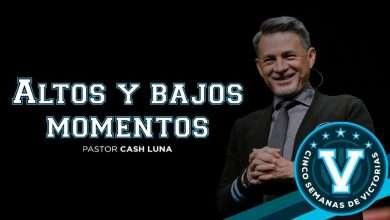 Photo of Pastor Cash Luna – Altos y bajos momentos