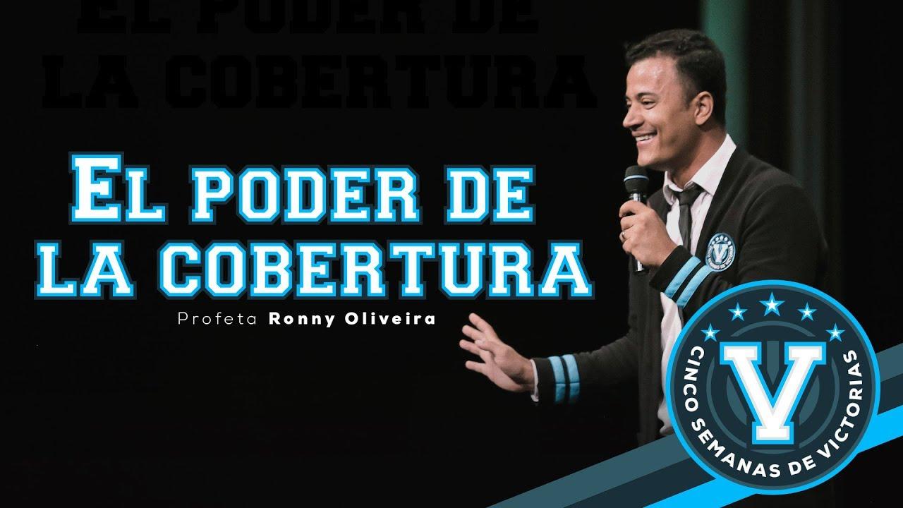 Profeta Rony Oliveira -El poder de la cobertura | Casa de Dios