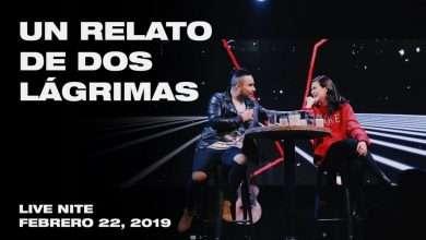Photo of Daniel Aguilar & Kim Richards – Un relato de dos lágrimas, Live Nite