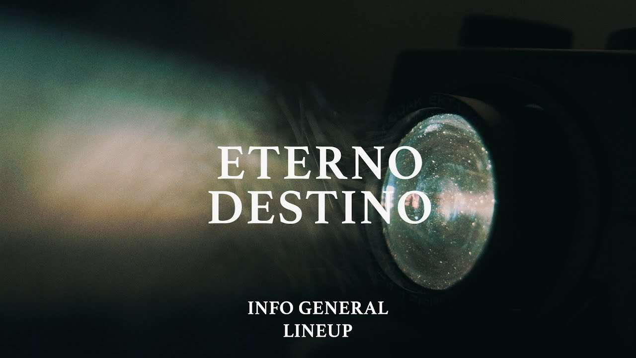 #UNCRZN19 Info General y Lineup – #EternoDestino