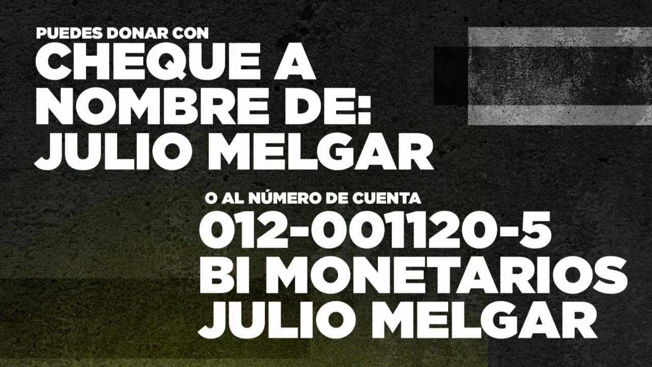 Unidos con Julio Melgar en Vivo, desde Iglesia Tiempos de Gloria