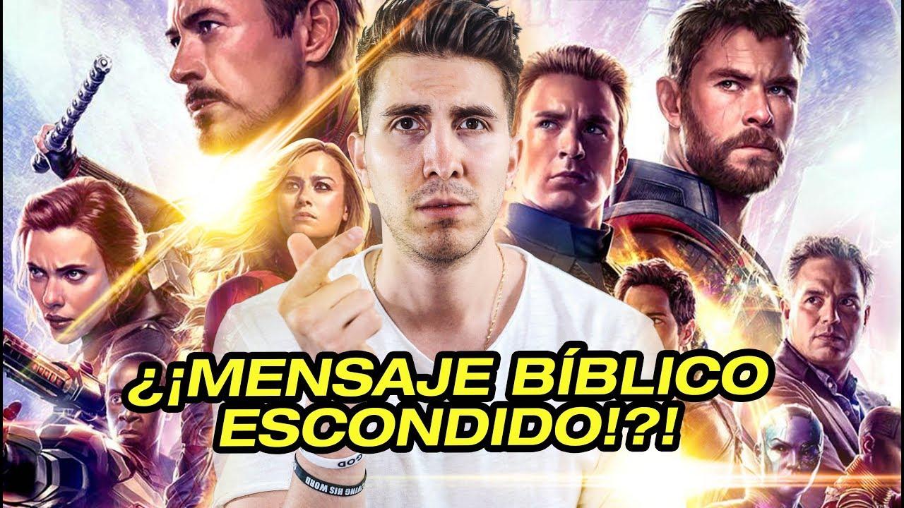 Avengers Endgame: Con Mensaje Bíblico Escondido [ SIN SPOILERS ]