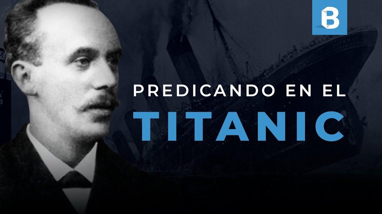 Predicando en el Titanic, historia de John Harper