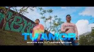 Marvin Cua Ft. Lowsan Melgar – Tu Amor (Video Oficial)