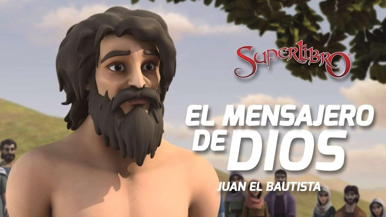 Superlibro – Juan el bautista