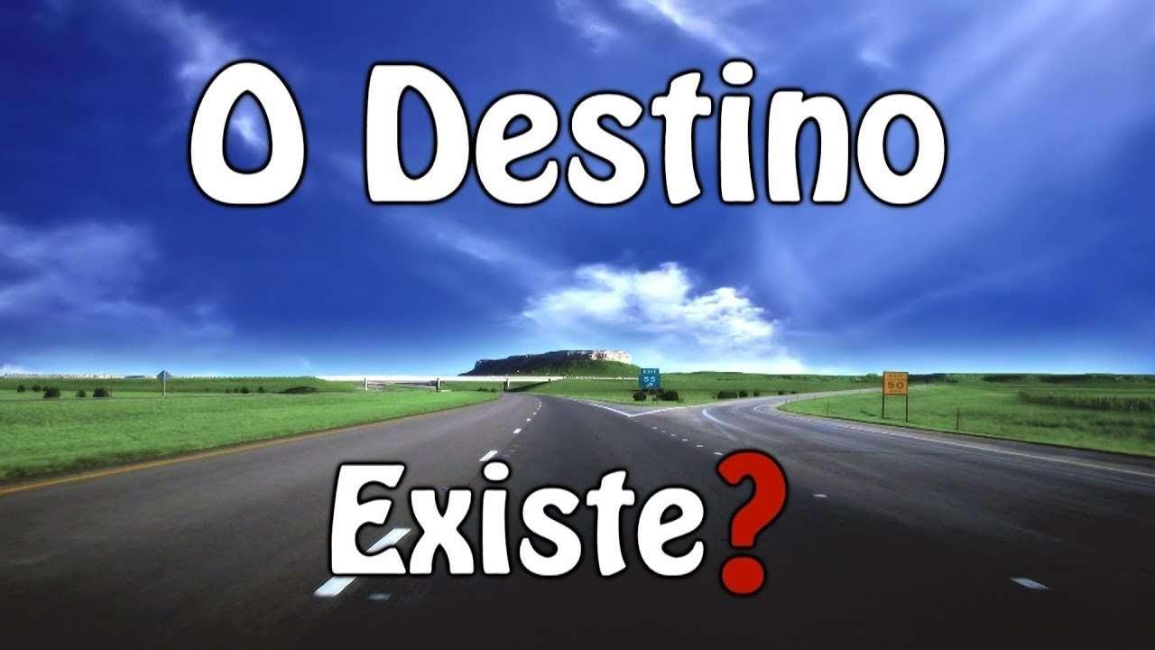 ¿Existe el Destino? – Resumen – Luis Bravo