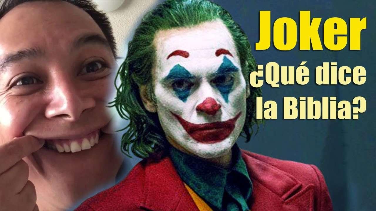 Joker ¿Qué dice la Biblia? – Luis Bravo