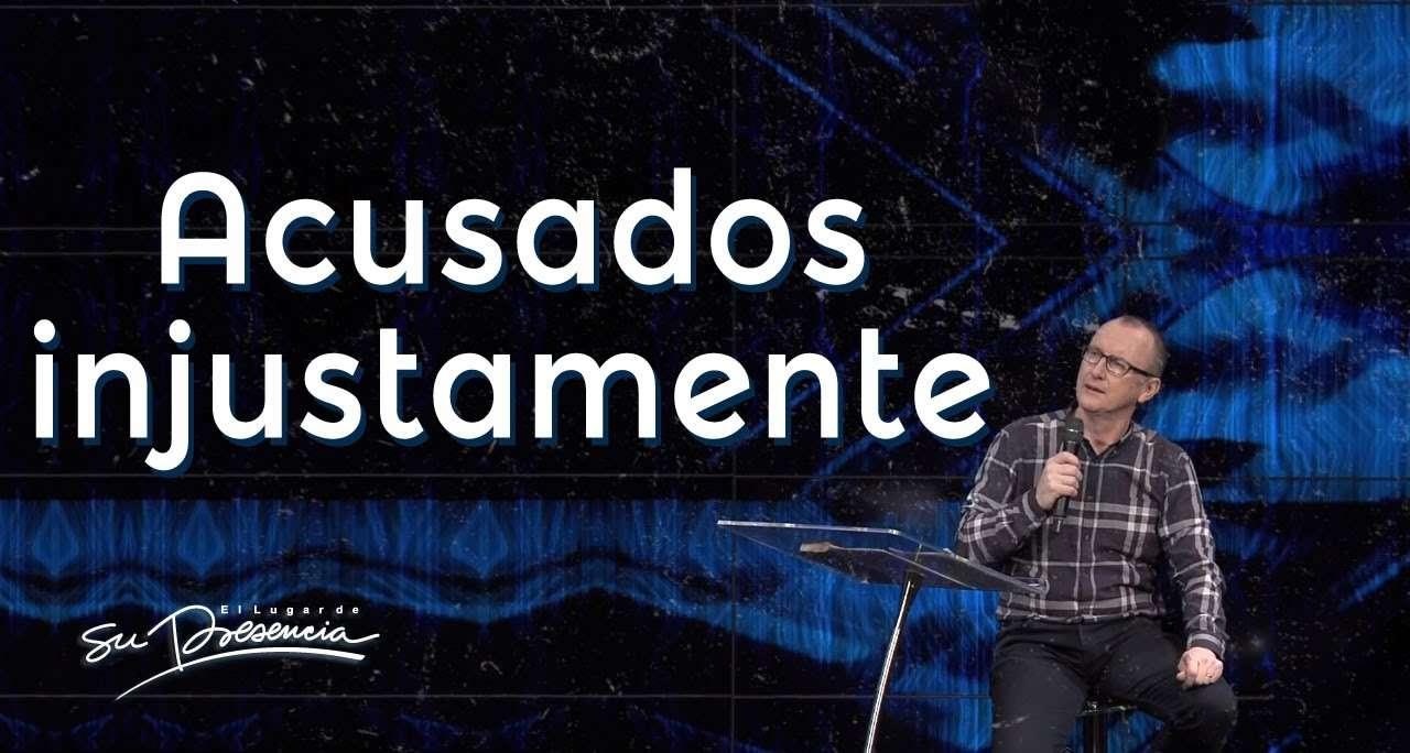 Acusados injustamente – Andrés Corson, El Lugar de Su Presencia