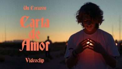Photo of Carta de Amor – Un Corazón (Videoclip Oficial)