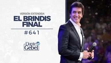 Photo of El brindis final – (versión extendida) – Dante Gebel