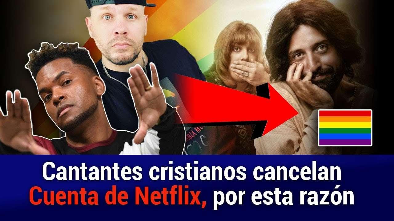 Netflix blasfema en contra de Jesús en visperas de Navidad