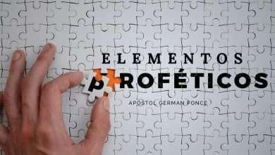Photo of Apóstol German Ponce – Elementos Proféticos
