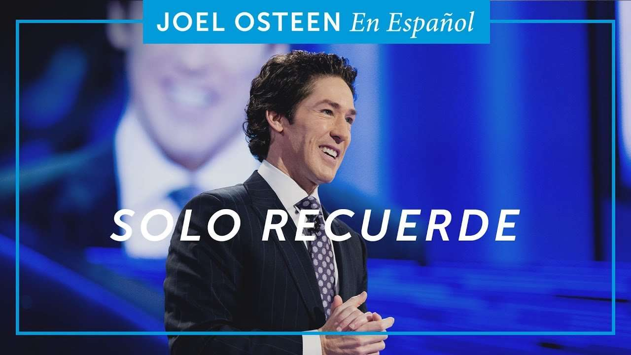 Joel Osteen – Joel Osteen, Lakewood Church