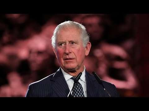 El principe Carlos da positivo para coronavirus