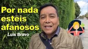 Por nada estéis afanosos – Luis Bravo