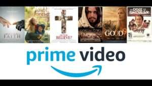 Películas Cristianas Para Ver en AMAZON PRIME VIDEO