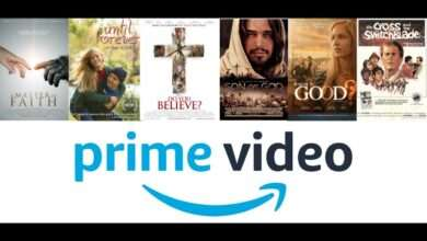 Photo of Películas Cristianas Para Ver en AMAZON PRIME VIDEO