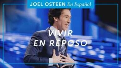 Photo of Vivir en reposo – Joel Osteen