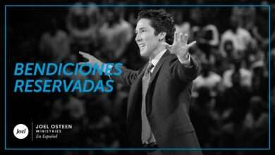 Photo of Joel Osteen – Bendiciones reservadas