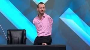 Permanezcan Firmes… Luego Corran – Testimonio Pastor Nick Vujicic
