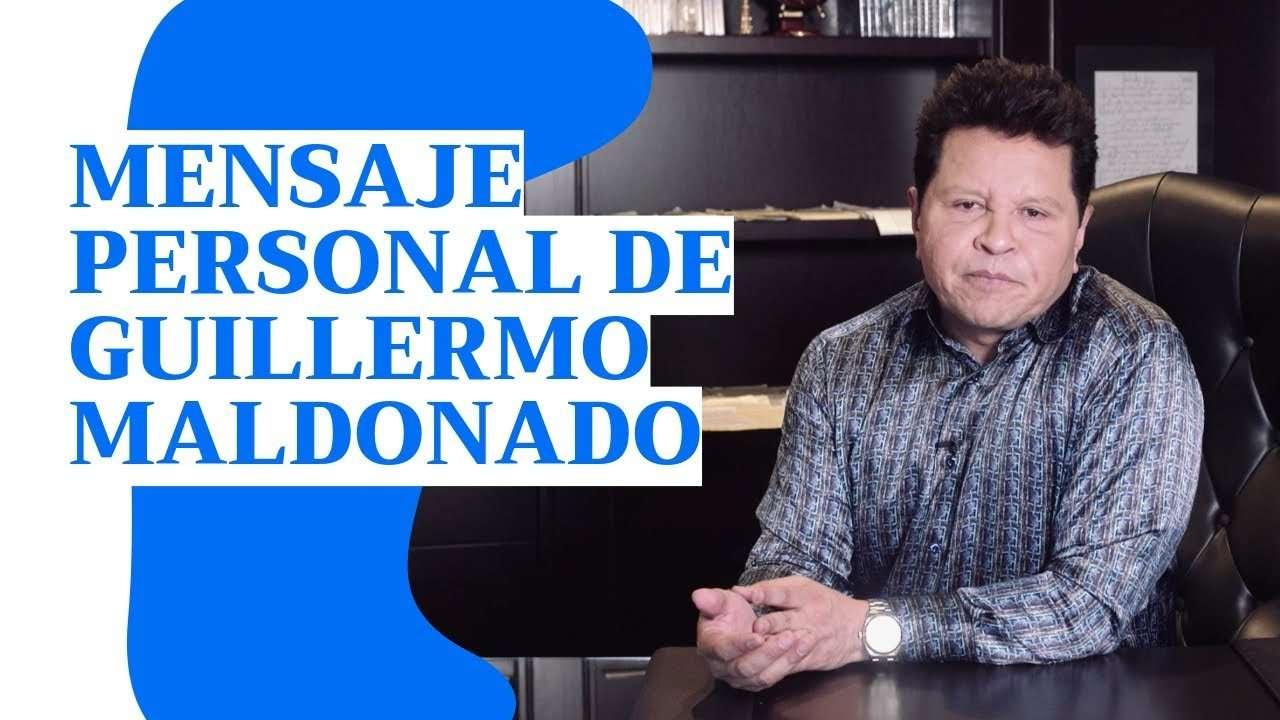 Guillermo Maldonado habla acerca de su divorcio