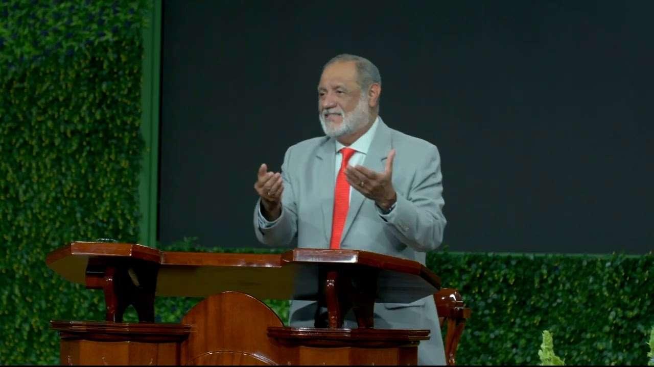 Línea de tiempo escatólogica de las tinieblas – Apóstol Sergio Enríquez