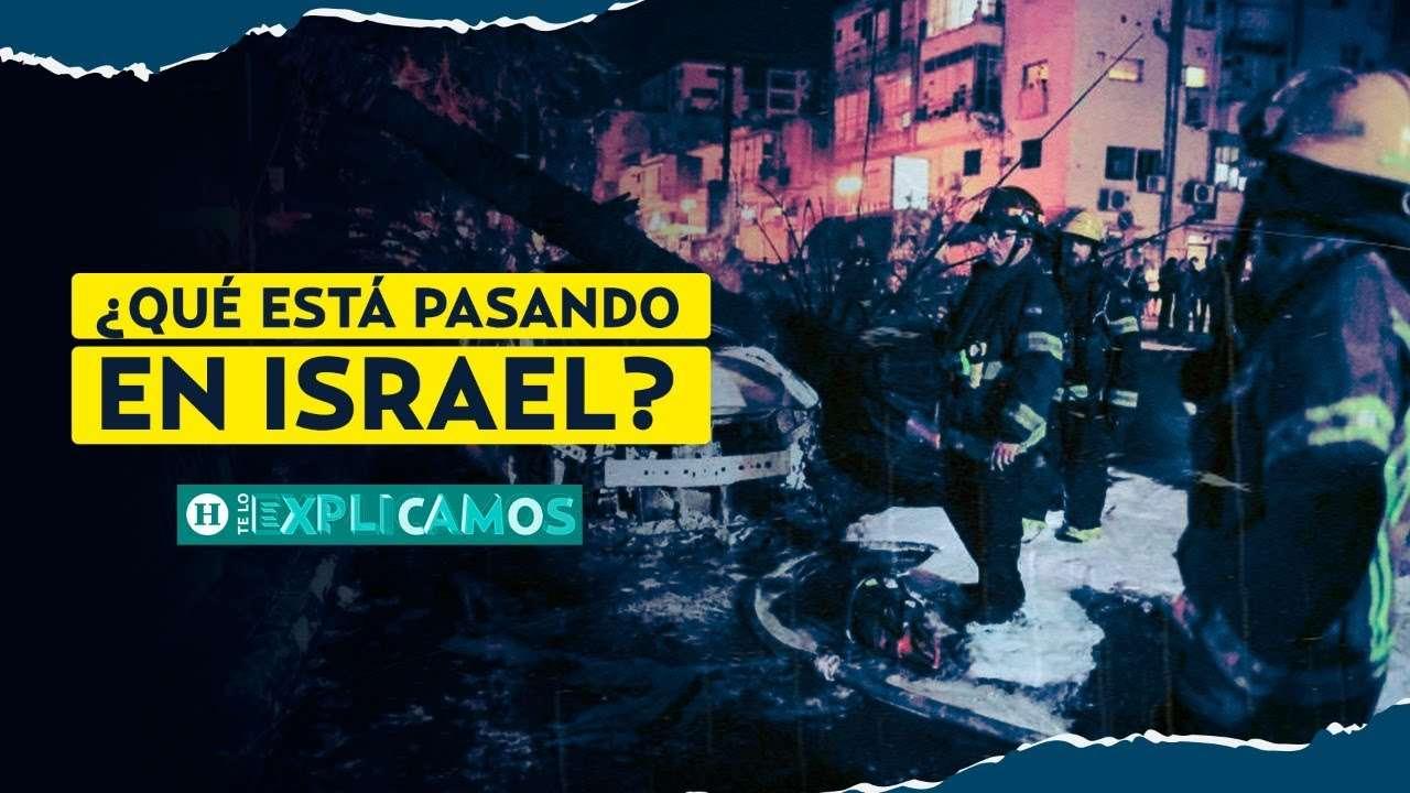 ¿Qué está pasando en Israel? conflicto entre israelíes y Palestina